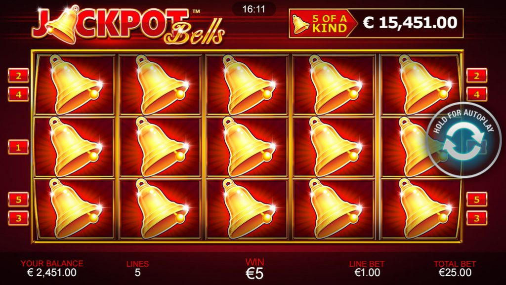 Let The Jackpot Bells Ring For You When You Play Casino Games At Red Flush Online Casino!